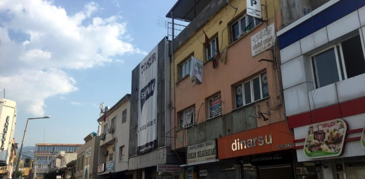 Osmaniye HDP İl ve Merkez İlçe Binasında arama
