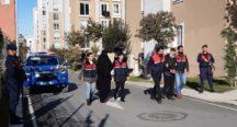 Jandarmadan DEAŞ Operasyonu: 7 Gözaltı