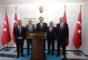 TOBB Başkanı Rıfat Hisarcıklıoğlu Vali Ömer Faruk Coşkun'u Ziyaret Etti