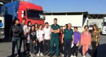 Dış Ticaret Programı Öğrencilerinden Yerinde Öğrenim