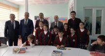 Güneysu İlkokulu'nda Destek Eğitim Odası Açıldı