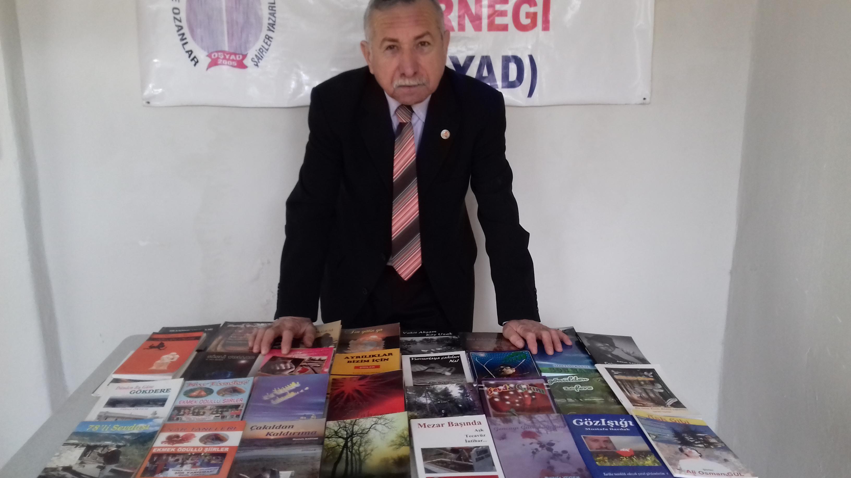 OŞYAD'lı  41 Yazar, Eser Sahibi Oldu