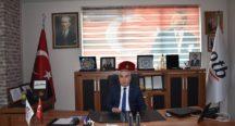 Otb Başkanı Sait Çenet'in Kutlama Mesajı