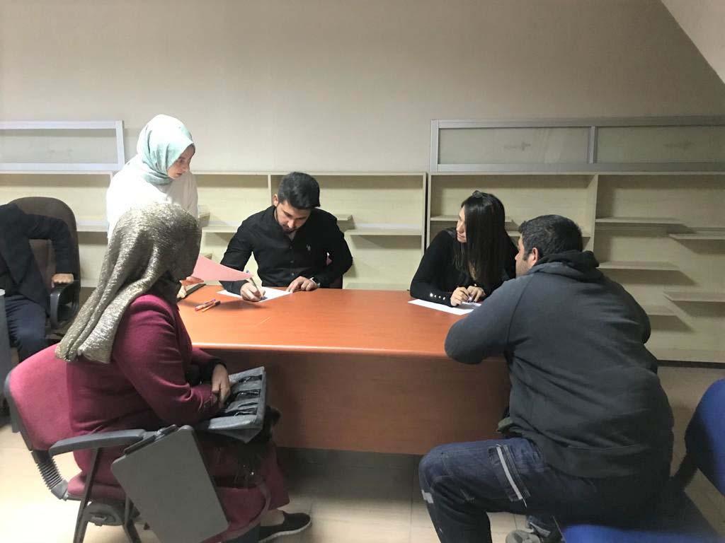 Osmaniye'de 40 Kişi, İşbaşı Eğitim Programı İle İşe Başladı