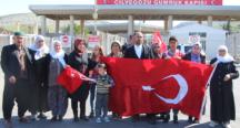 Sınırda Mehmetçiğe Destek