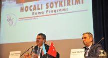 """OKÜ'de """"28 Yıldır Dinmeyen Acı; Hocalı Soykırımı"""" Anma Programı Düzenlendi"""