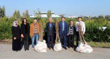 Osmaniye'de Kestane Demonstrasyonu Kuruldu