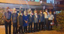 MHP Ellek Beldesi 'Ömer Çın İle Yola Devam' Dedi