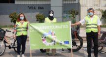Avrupa Hareketlilik Haftası Etkinliği Yapıldı