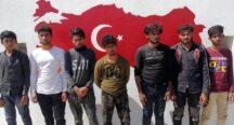 Afganistan Ve Pakistan Uyruklu 42 Kaçak Yakalandı