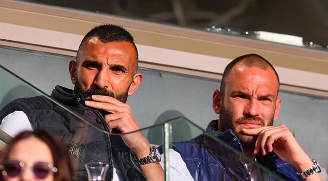 Başakşehir'de Yalçın Ayhan ve Ufuk Ceylan affedildi