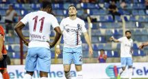 Trabzonspor Avrupa kupalarına katılma şansını zora soktu