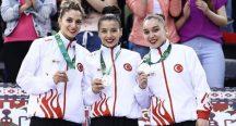 Türkiye'ye İslami Dayanışma Oyunları'nda 3 madalya