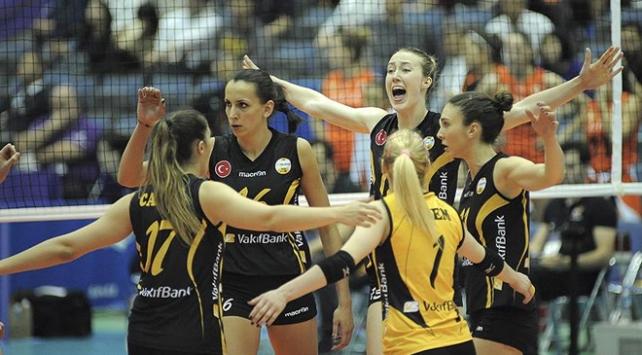 VakıfBank Kadın Voleybol Takımı dünya şampiyonu
